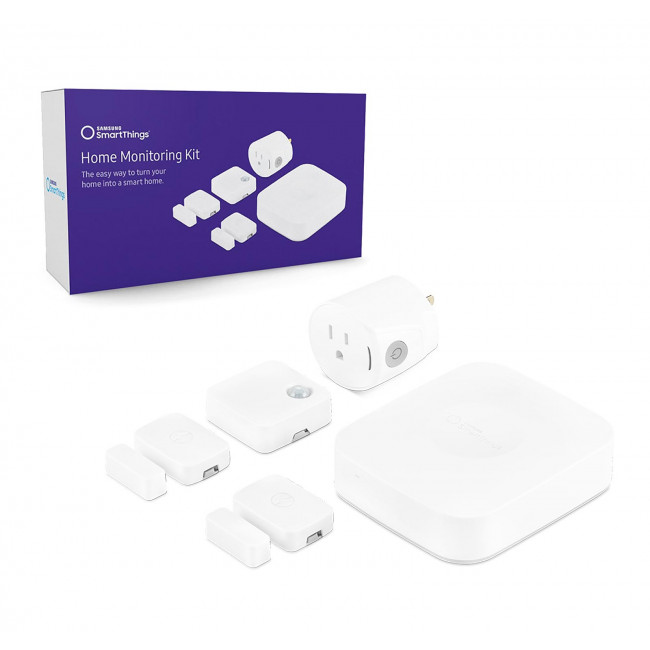 Smart Things Home Monitoring Kit 2.0